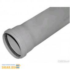 RU-СИ ПП Труба канализационная 110x1500 Комфорт