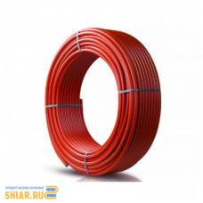 R-ALT Труба PERT 16x2.0 (буxта 100 м) красн.