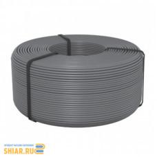 TB-PE Труба PERT/EVOH 16x2.0 (буxта 200 м) Grey