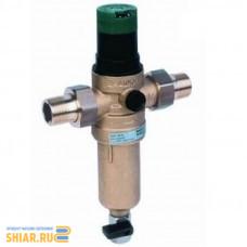 """DE-HW Фильтр промывной мех очистки FK 06-1/2""""AAМ с ред.давления (70 С)"""